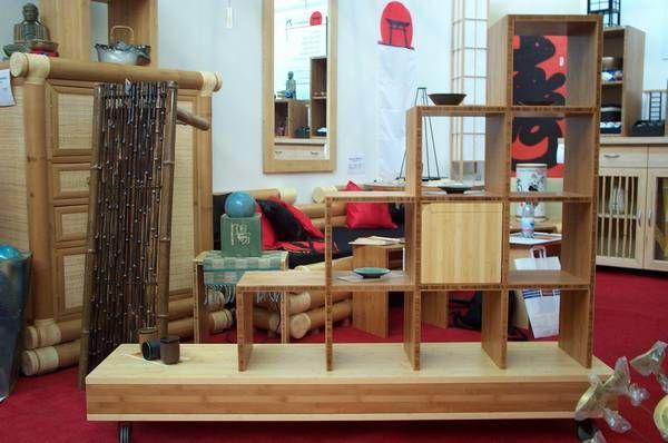 Japanische Möbel alles bambus der shop der bambusfarm